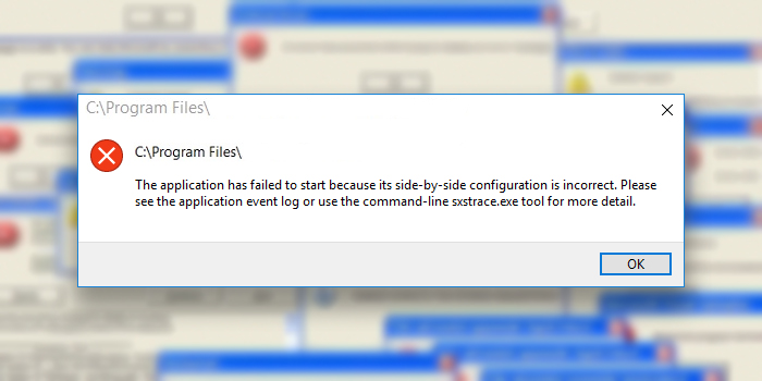 آموزش 11 روش رفع ارور Failed to Start Application ویندوز 10 ، 8 و 7