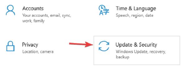 حل مشکل your pc needs to be repaired از طریق آپدیت کردن ویندوز