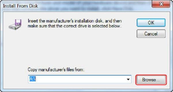 آموزش نصب کارت شبکه در ویندوز 7