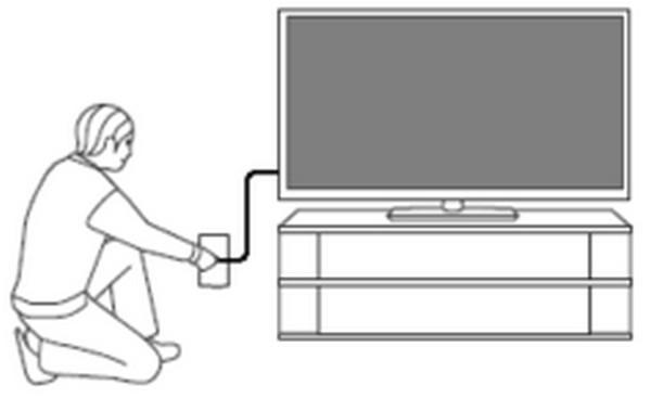 روشن نشدن تلویزیون