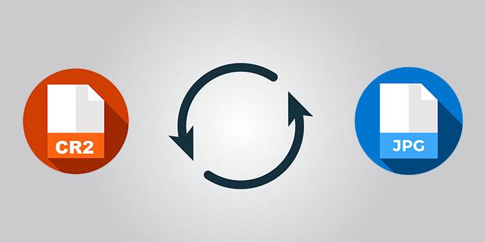 تبدیل فرمت CR2 به JPG فایل آنلاین