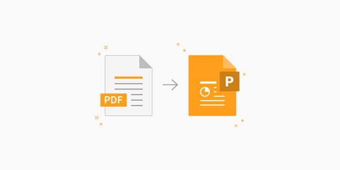 تبدیل فایل PDF به پاورپوینت به آنلاین و با نرم افزار