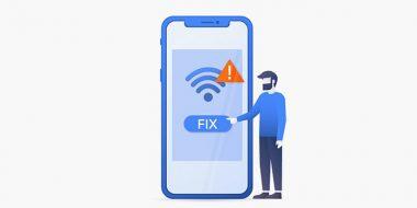 آموزش 7 روش رفع ارور Authentication Error Occurred وای فای گوشی اندروید