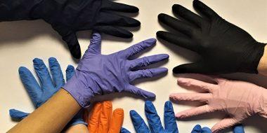 ساخت دستکش یکبار مصرف در خانه