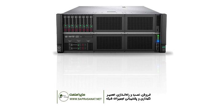 سرور قدرتمند HPE Proliant DL580 G10