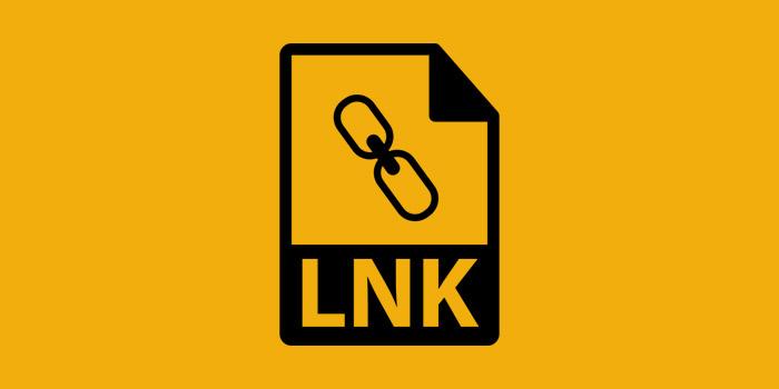 پسوند فایل .LNK چیست و با چه نرم افزاری باز می شود؟