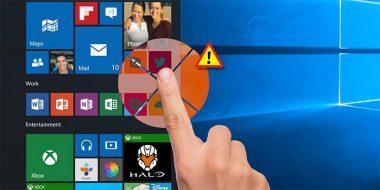 حل مشکل کار نکردن صفحه لمسی لپ تاپ ویندوز 10 ، 8 و 7