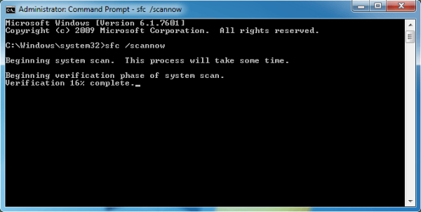 رفع ارور فایل Vcruntime140.dll با ترمیم فایل های سیستمی