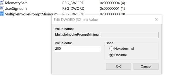 حل مشکل باز نشدن بیش از 15 فایل در ویندوز با ویرایش رجیستری