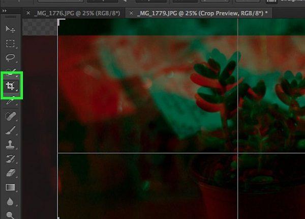 تبدیل عکس دوبعدی به سه بعدی در فتوشاپ