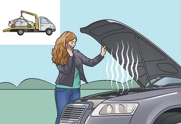 جلوگیری از جوش آوردن خودرو