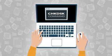 آموزش کامل کار با دستور CHKDSK جهت تعمیر هارد دیسک و...
