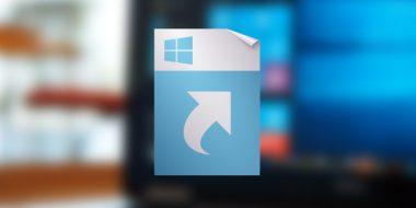 حل مشکل فایل با پسوند .lnk در ویندوز 10 ، 8 و 7