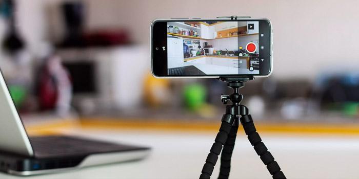 آموزش 8 روش تبدیل دوربین گوشی اندروید و آیفون به وبکم کامپیوتر