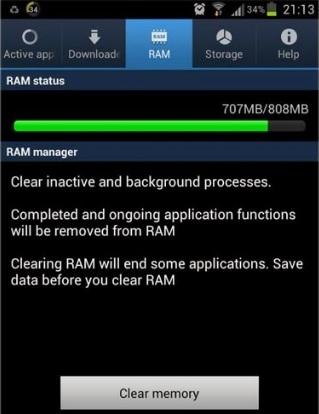 دلیل روشن نشدن وای فای اندروید؟ رفع آن پاکسازی حافظه RAM