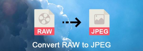 تبدیل فایل RAW به JPG در فتوشاپ