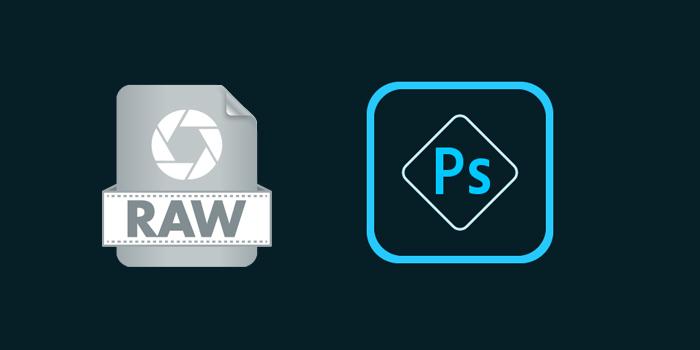 آموزش 2 روش حل مشکل باز نشدن فایل RAW در فتوشاپ