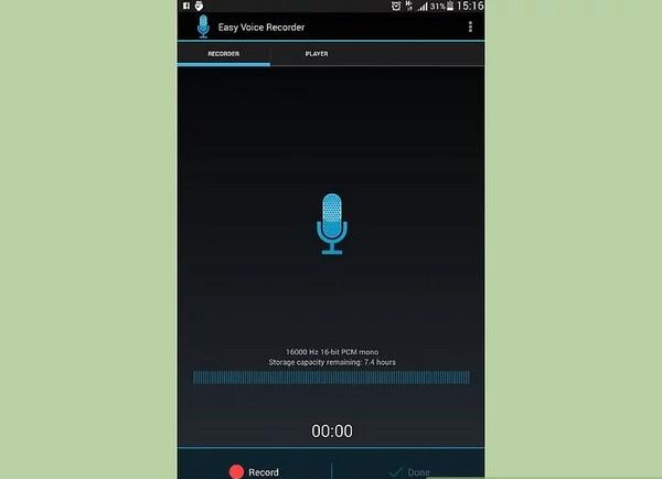 تبدیل گوشی اندروید به میکروفون کامپیوتر
