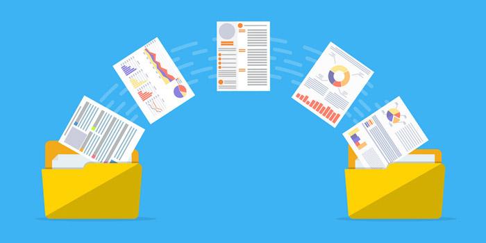 انتقال یا کپی فایل و پوشه در ویندوز 10 ، 8 و 7