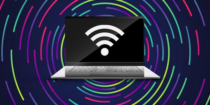 آموزش روشن کردن و فعال سازی وای فای لپ تاپ و کامپیوتر