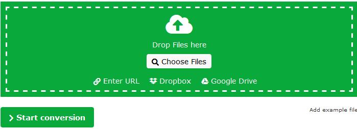 آموزش تبدیل فایل های WEBM به MP4 در سایت online-convert.com