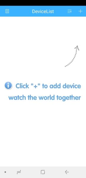 انتقال تصویر دوربین مداربسته روی موبایل (آموزش نصب برنامه xmeye)