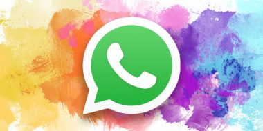 تغییر تصویر پس زمینه واتساپ