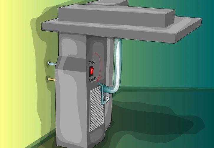 شستن کولر گازی پنجره ای