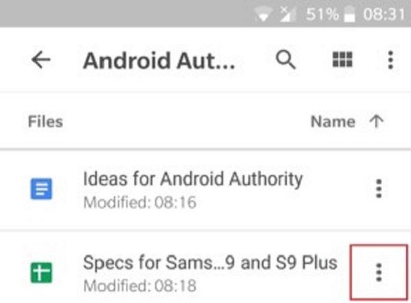 طرز استفاده از گوگل درایو