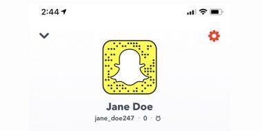 تغییر یوزرنیم در اسنپ چت (Snapchat)