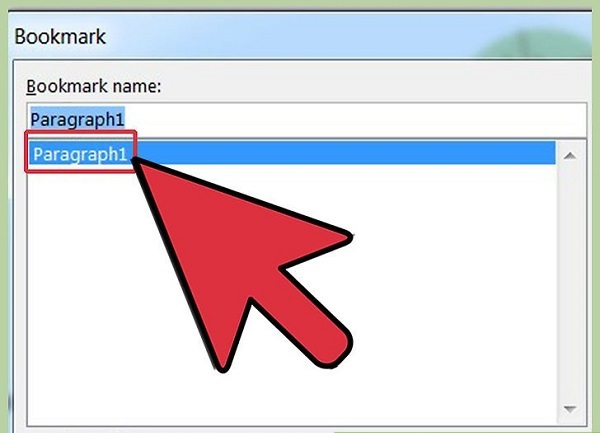 نحوه حذف بوک مارک در ورد