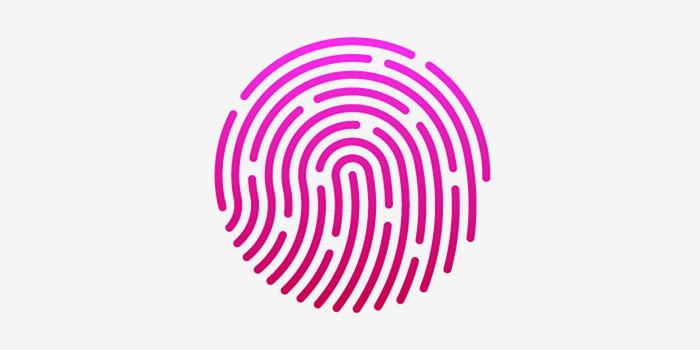 آموزش تصویری نحوه فعال کردن قفل اثر انگشت Touch ID آیفون