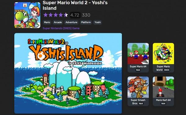 بازی آنلاین ماریو قارچ خور