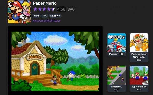 سایت بازی آنلاین قارچ خور جدید