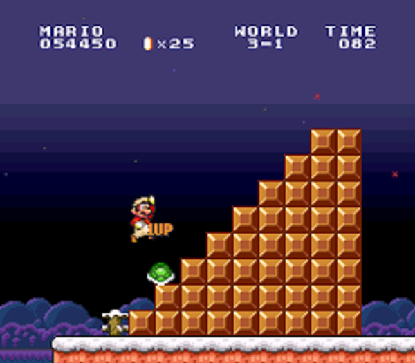 بازی های آنلاین ماریو قارچ خور