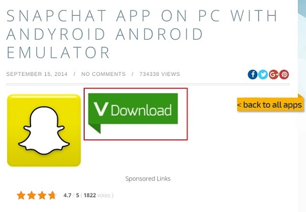دانلود و نصب اسنپ چت (Snapchat) روی ویندوز کامپیوتر