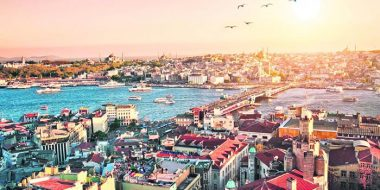 جاذبه و شهر های گردشگری ترکیه
