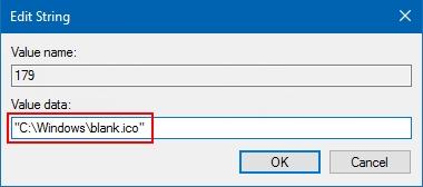 روش حذف فلش ابی در ویندوز 10
