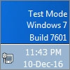 روش غیر فعال کردن اجرا ویندوز در حالت تست برای ویندوز های ویستا، 7، ویندوز سرور 2008