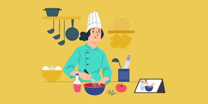 7 تا از بهترین برنامه های آشپزی مبتدی تا حرفه ای فارسی اندروید