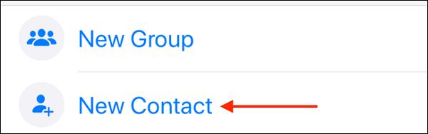 اضافه کردن اکانت در واتساپ (آیفون)