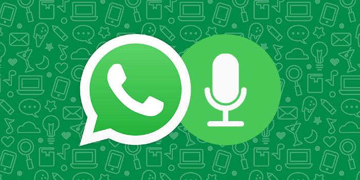 رفع مشکل ویس در واتساپ