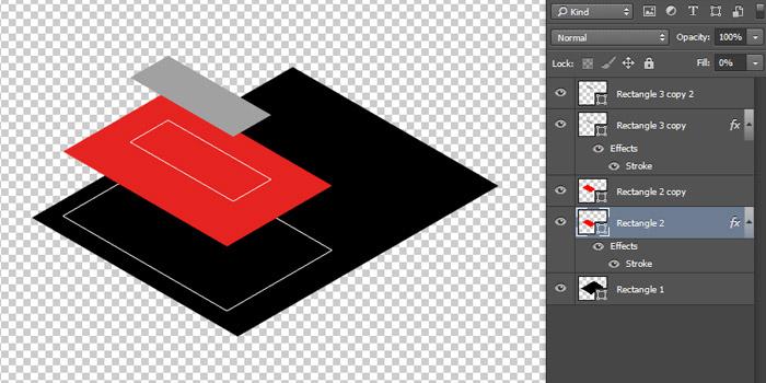 آموزش کامل کار با لایه های فتوشاپ : کپی ، ادغام ، باز کردن قفل و..