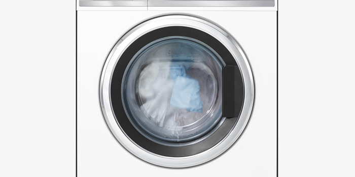 آموزش روش باز کردن در ماشین لباسشویی
