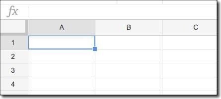 نحوه کار با گوگل شیت (وارد کردن، انتخاب، حذف و انتقال اطلاعات)