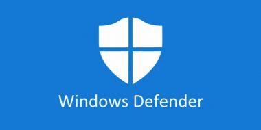 آموزش کار با آنتی ویروس ویندوز دیفندر (Windows Defender) ویندوز 10