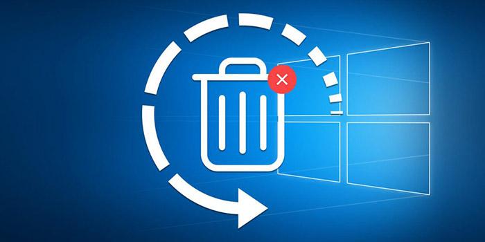 ریکاوری فایل های پاک شده در ویندوز 10 با ابزار جدید