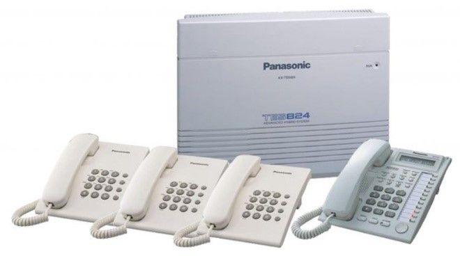 تنطیمات دستگاه PBX به کمک تلفن سانترال