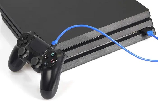 مشکل شارژ دسته PS4