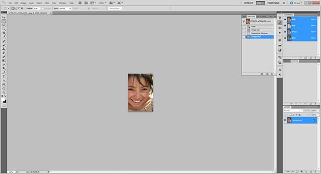 بالا بردن کیفیت عکس های بی کیفیت در فتوشاپ